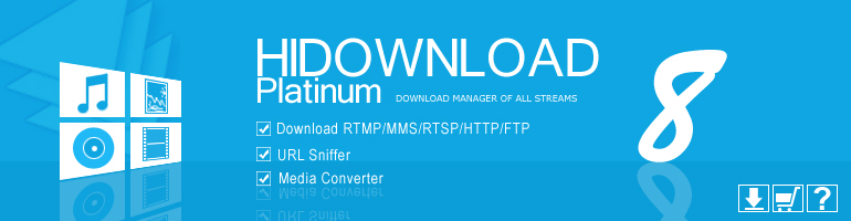 Stream Downloader - Download Streaming Video & Audio